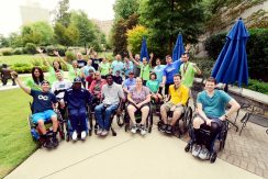 Wheelchair Foundation (Based in the USA)