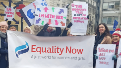 Equality Now (Based in the USA)